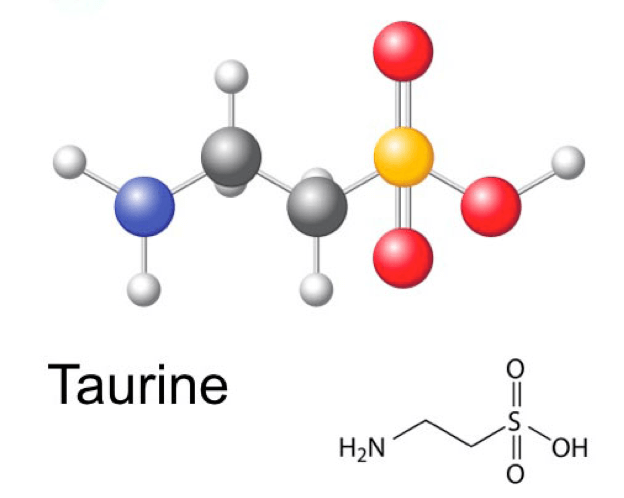 Taurine Chemical Composition
